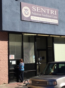 San Ysidro Global Entry and SENTRI interview location in San Diego