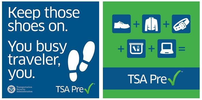 TSA PreCheck comes with SENTRI memberships