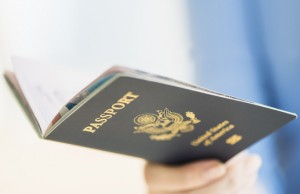Passport is one required method for SENTRI applications