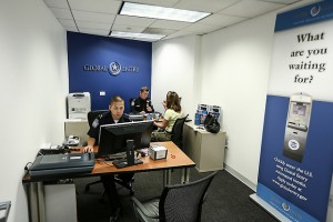 Global Entry interview center in Washington D.C.