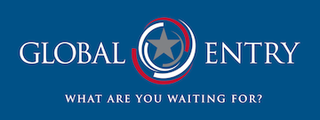 Global Entry Logo - What are you waiting for?